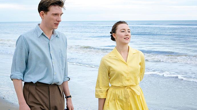 <em>Brooklyn</em> straddled a sweet line between fanciful and accurate with its costuming.