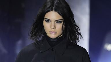 Kendall Jenner Reveals The One Thing That Distracts Her On The Runway