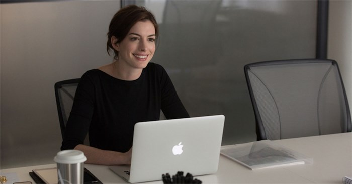 Anne Hathaway The Intern