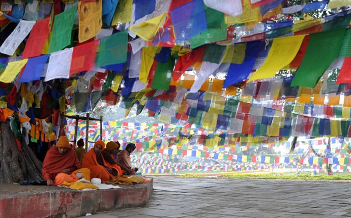 """<strong>9. Maya Devi Temple: Lumbini, Nepal</strong> <br><br> <a href=""""http://whc.unesco.org/en/list/666"""">Lumbini </a>was designated a world heritage site in 1997 because it is believed to be where Buddha was born in 623 B.C. Due to its religious significance, it's an important pilgrimage site for Buddhists, and features many monuments, monasteries and temples like the <a href=""""https://www.lonelyplanet.com/nepal/lumbini/attractions/maya-devi-temple/a/poi-sig/481212/357154?lpaffil=lp-affiliates"""">Maya Devi. </a>"""