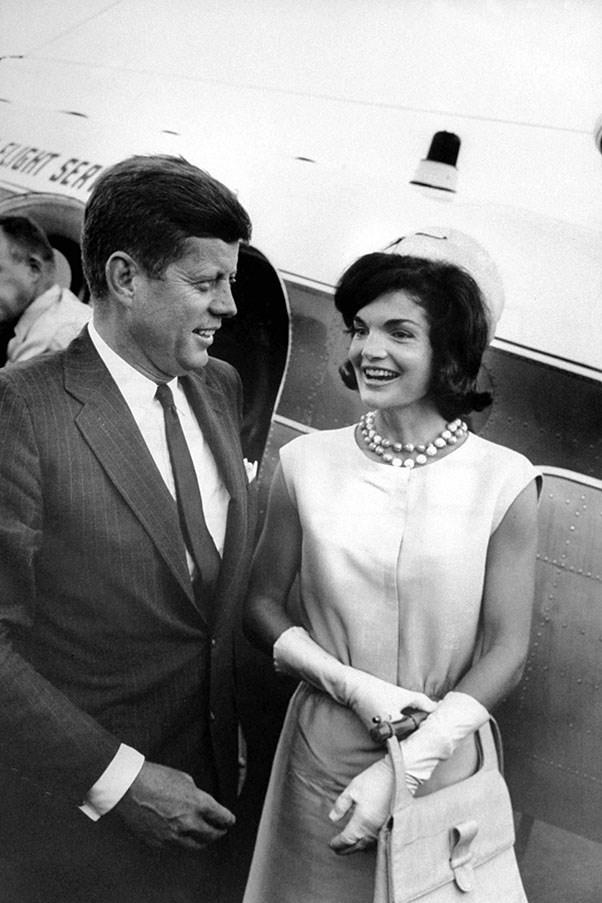 Jacqueline Kennedy, 1960