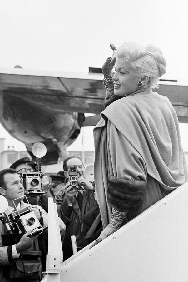 Jayne Mansfield, 1957