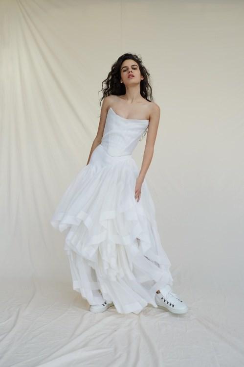 Vivienne Westwood bridal.