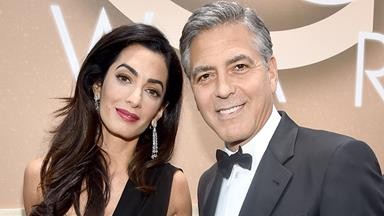 "George Clooney Says He Plans On Being ""Much More Responsible"" Upon Welcoming Twins"