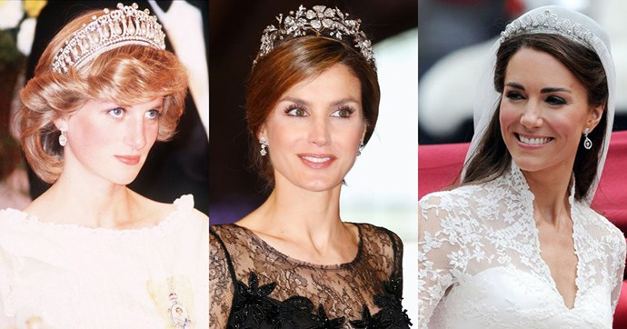 These royal beauties established their own iconic beauty looks.