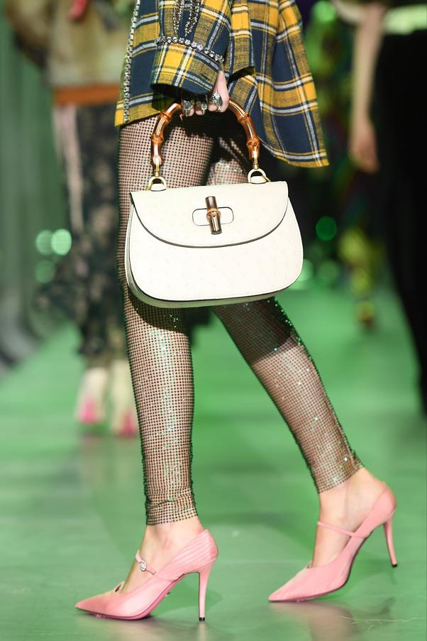 Every Must See Moment From Gucci S Milan Fashion Week