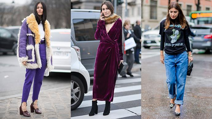 9 style lessons we've learnt from Italy's style It-girls, just in time for Milan fashion week.