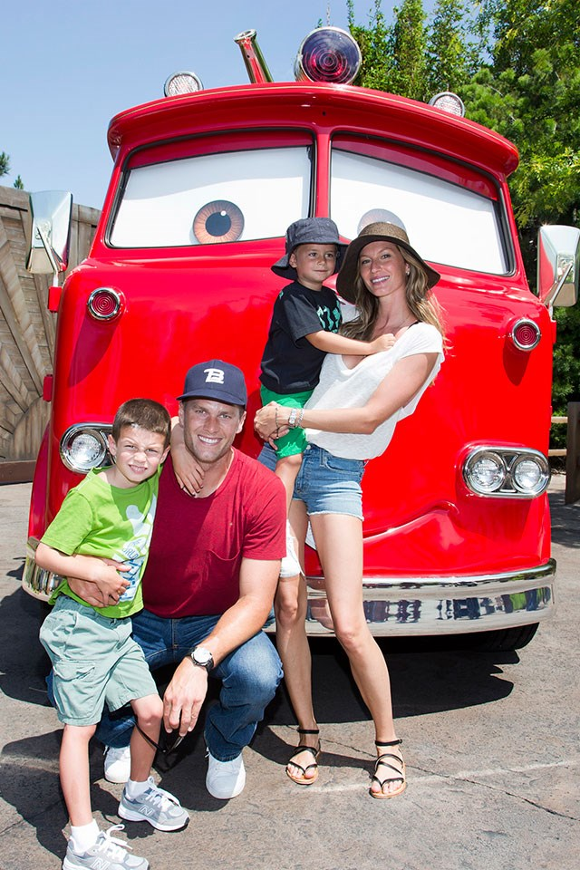"""<strong>6. Someone once filled Tom's car with peanuts.</strong> Matt Light from the New England Patriots spent months to plan and required three industrial bags of peanuts to fill his Lexus from the sunroof down, according to <a href=""""http://nesn.com/2014/01/matt-light-once-filled-tom-bradys-lexus-with-peanuts-took-tires-off-matt-cassels-car-video/"""">NESN</a>."""
