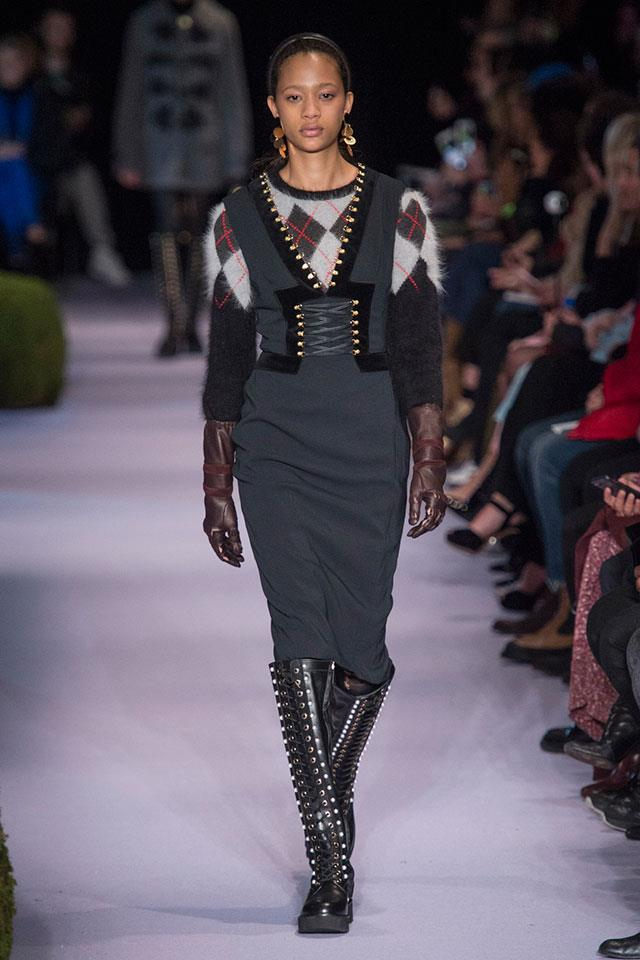 """<strong>1. Altuzarra</strong> <br></br> """"The beauty of Joseph Altuzarra is that he dresses grown up women. He sticks to ladylike silhouettes but always gives each look an edge. This season was no different, he focused on tweeds and skirt suits in couture silhouettes with slightly nipped in waists and built out hips. The result is incredibly flattering and beautiful."""""""