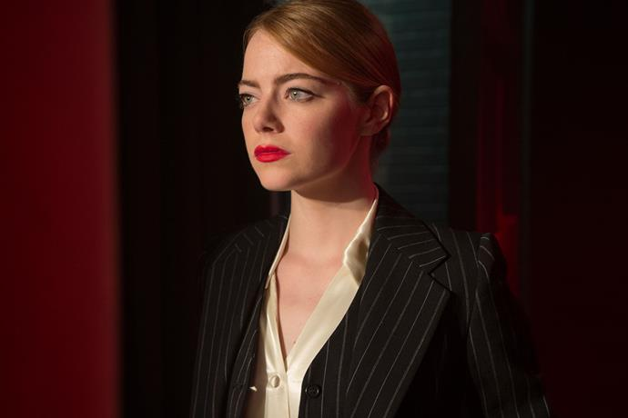 <strong>BEST ACTRESS</strong> <br><br> <strong>Nominees:</strong> Isabelle Huppert for <em>Elle</em>, Ruth Negga for <em>Loving</em>, Natalie Portman for <em>Jackie</em>, Emma Stone for <em>La La Land</em>, and Meryl Streep for <em>Florence Foster Jenkins</em>. <br><br> <strong>Predicted winner:</strong> Emma Stone. This one has Emma's name all over it. She's won pretty much every Best Actress award in the lead-up to the Oscars, and delivered a performance that was showy yet vulnerable as Mia, an actress trying to get her big break.