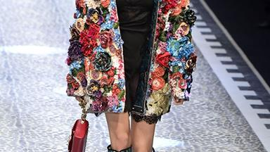 Dolce & Gabbana Hired Real People To Walk In Its Autumn '17 Show