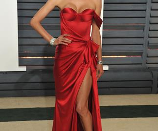 Alessandra Ambriosio Oscars After Party