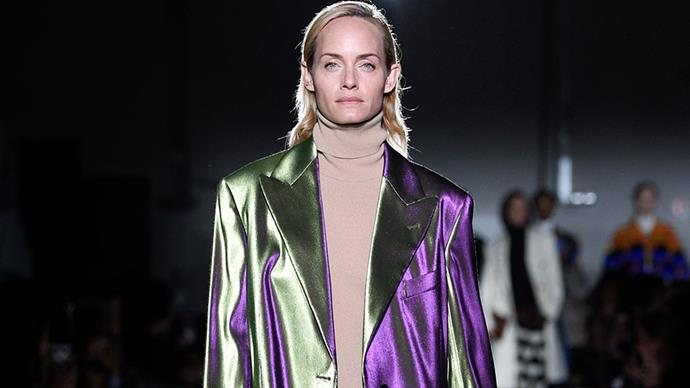 Age diversity hit the runway this fashion month where models of all ages were featured in shows for Simone Rocha, TOME, Dries Van Noten and more.