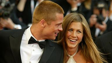 So, Brad Pitt Is Reportedly In Contact With Jennifer Aniston Now