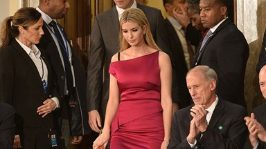 Why The Dress Ivanka Trump Wore To Congress Is Causing A Stir