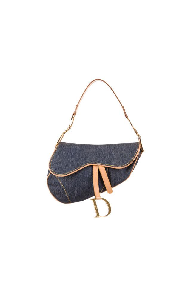<strong>Dior, Saddle Bag </strong>