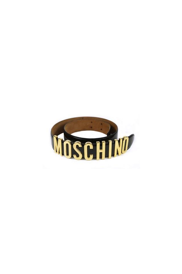 <strong>Moschino, Logo Belt</strong>