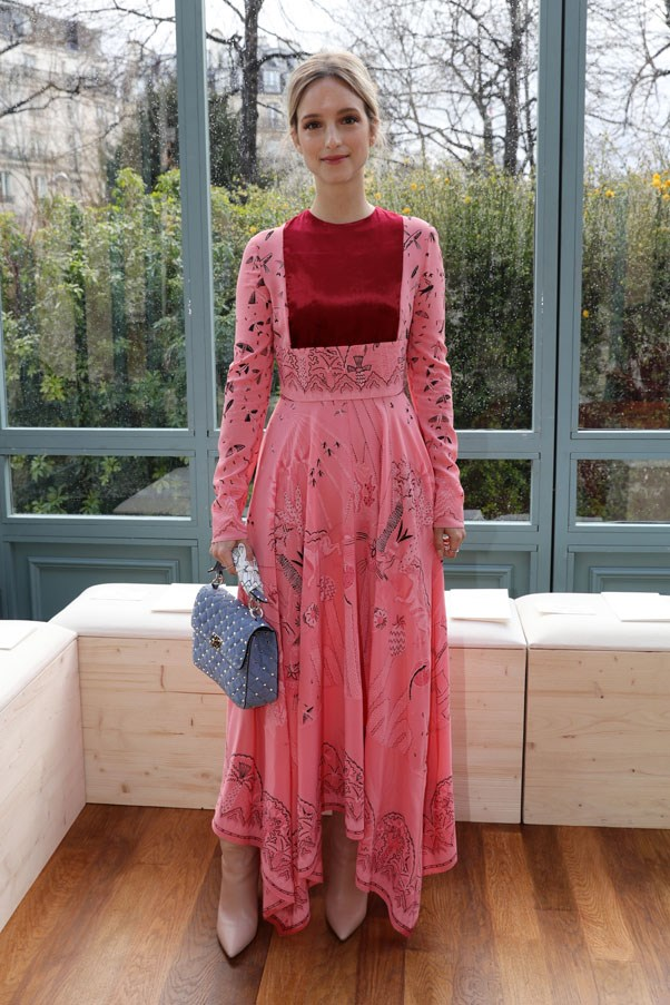 <strong>Valentino</strong> <br><br> Charlotte Groeneveld