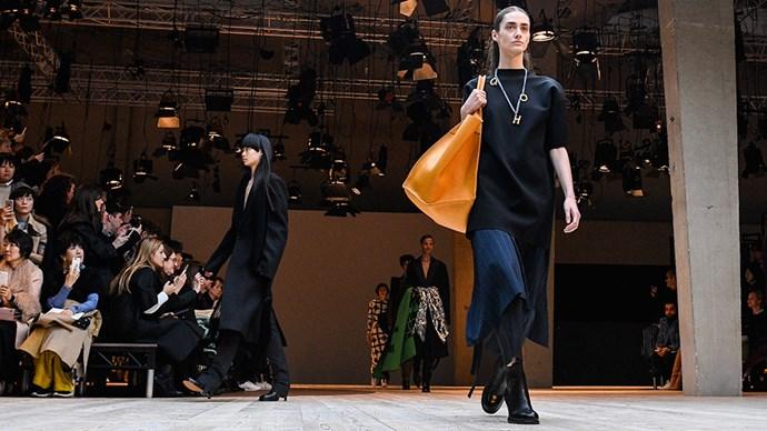 Celine accessories fashion week AW17