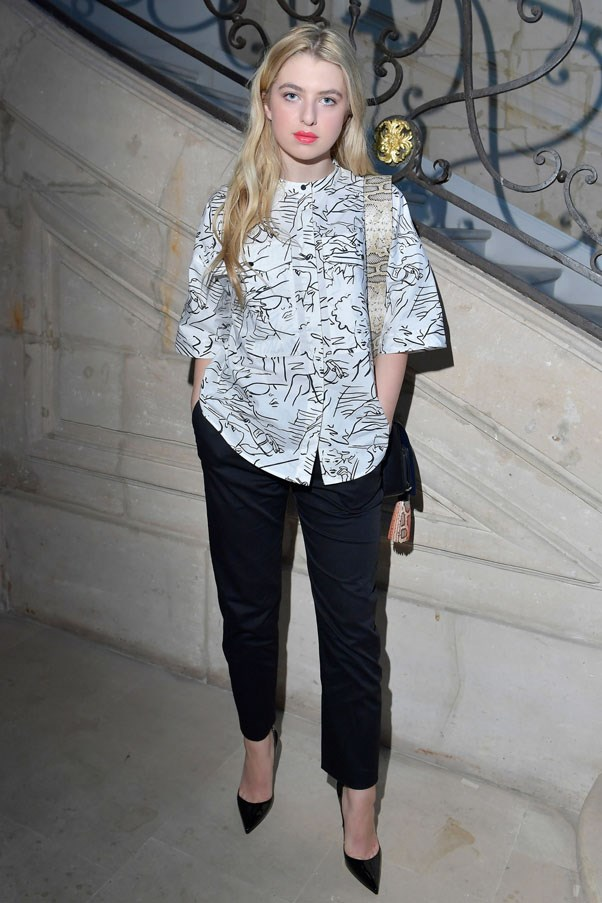 <strong>Kenzo</strong> <br><br> Anais Gallagher
