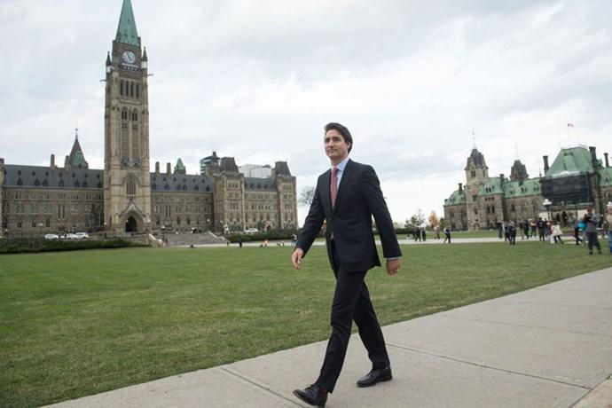 Casually strolling through Ottawa, 2015
