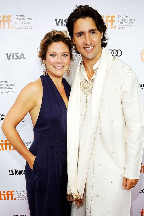 At the Toronto International Film Festival, 2012