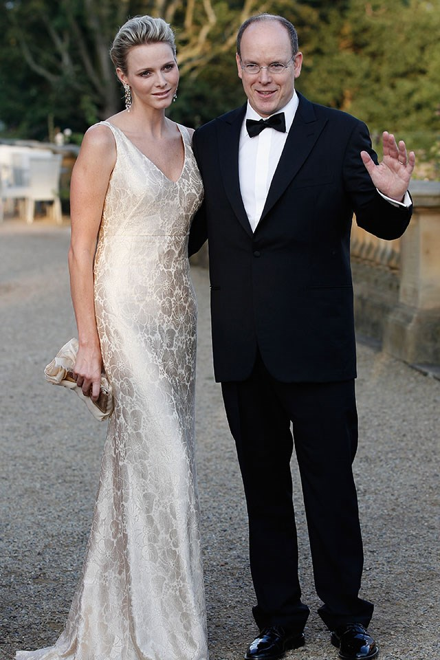 <strong>Princess Charlene of Monaco</strong> <br><br> Princess Charlene represented South Africa at the 2000 Sydney Olympics but retired from competitive swimming in 2007. She met her husband, Prince Albert, at a swim meet in Monte Carlo in 2000, but they were only linked together in 2006.