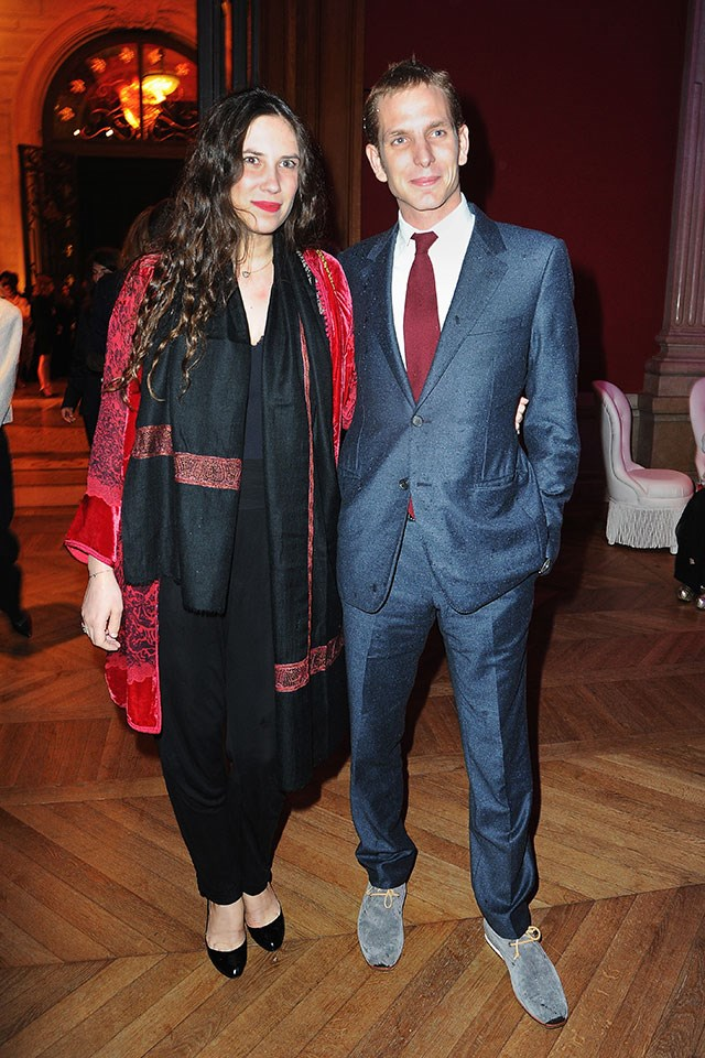 <strong>Tatiana Santo Domingo</strong> <br><br> Tatiana Santo Domingo, the wife of Andrea Casiraghi, was born into a wealthy family, and established herself in the fashion industry by launching Muzungu Sisters, a venture that focused on ethical fashion.