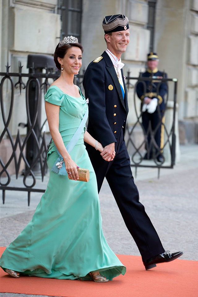 <strong>Princess Marie of Denmark</strong> <br><br> Princess Marie of Denmark is the second wife of Prince Joachim of Denmark. She got her Bachelor of Arts from Marymount Manhattan College in New York City, working as an assistant to the PR manager of Estée Lauder while studying. After graduating she held a few executive assistant and marketing coordinator roles in advertising and marketing agencies.