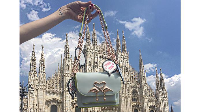 Vivetta Ponti, fashion designer, Milan