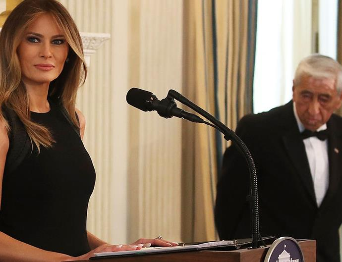 Why Melania Trump Needs To Stand Up To Her Husband