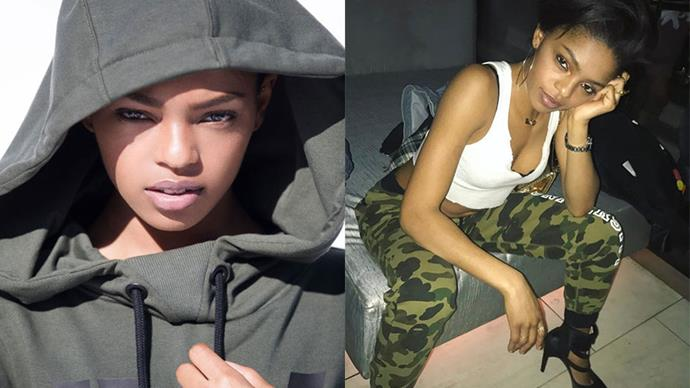 """<strong>Selah Marley</strong> <br><BR> <strong>Celebrity parentage:</strong> Daughter of Lauryn Hill and Rohan Marley, granddaughter of Bob Marley.<br><br> <strong>Her deal:</strong> Marley boasts a ridiculous pretty face, a campaign for Beyoncé's Ivy Park, and a Miu Miu look book styled by Katie Grand—not bad when you're only 18. <br><br> Images: Instagram <a href=""""https://www.instagram.com/selahmarley/?hl=en"""">@selahmarley</a>"""