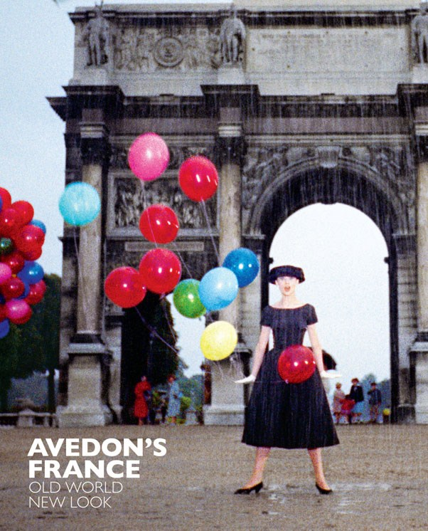 <em>Avedon's France: Old Work, New Look</em>, By Robert M. Rubin and Marianne Le Galliard, Published by Abrams.