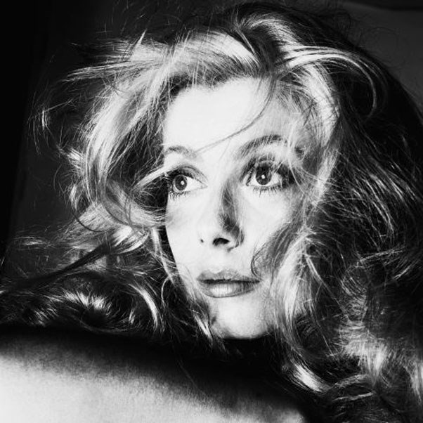 Catherine Deneuve, actress, Los Angeles, September 22, 1968