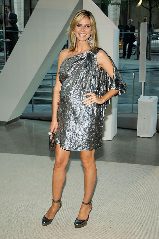 Heidi Klum, 2009