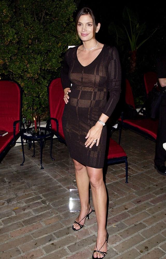 Cindy Crawford, 2001