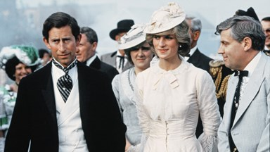The Surprising Thing Princess Diana Did On Her Honeymoon
