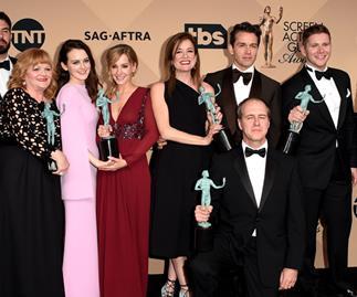Downton Abbey cast members