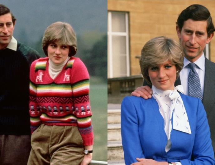 Princess Diana Prince Charles