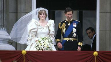 Prince Charles Wept The Night Before Marrying Princess Diana, A New Book Claims