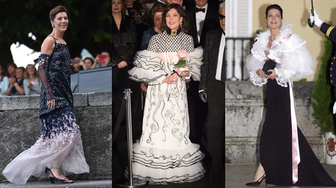 Caroline, Princess of Hanover, has truly excellent style. Aside from a close relationship with Chanel's couture house, the royal daughter of Princess Grace Kelly has always had a knack for putting an outfit together. Here, we take a look back at her best-ever style moments.