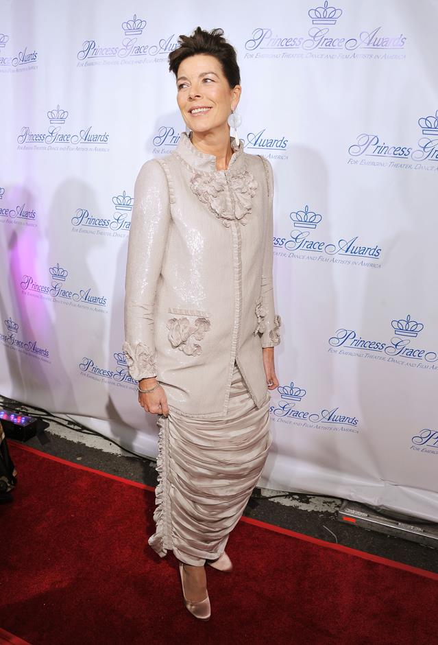 At the 2010 Princess Grace Awards Gala in New York.