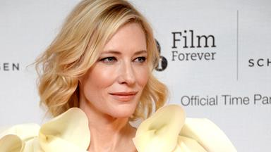 Cate Blanchett Wants To Change The Conversation Around Ageing
