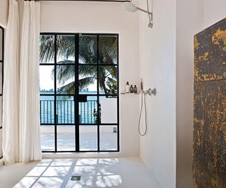 Calvin Klein Miami house.