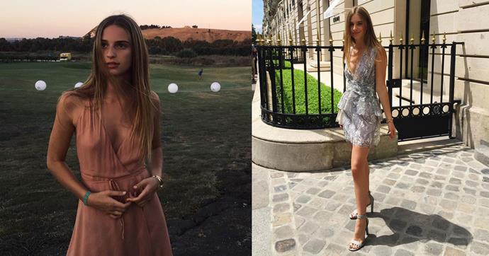 <strong>Talita von Fürstenberg</strong> <br><br> <strong>Celebrity parentage:</strong> Daughter of Alexandra and Prince Alexander von Fürstenberg, granddaughter of Diane and Prince Egon von Fürstenberg. <br><br> <strong>Her deal:</strong> American-born model and socialite, 17-year-old Talita is not only stunning, she's also of royal descent. <br><br>