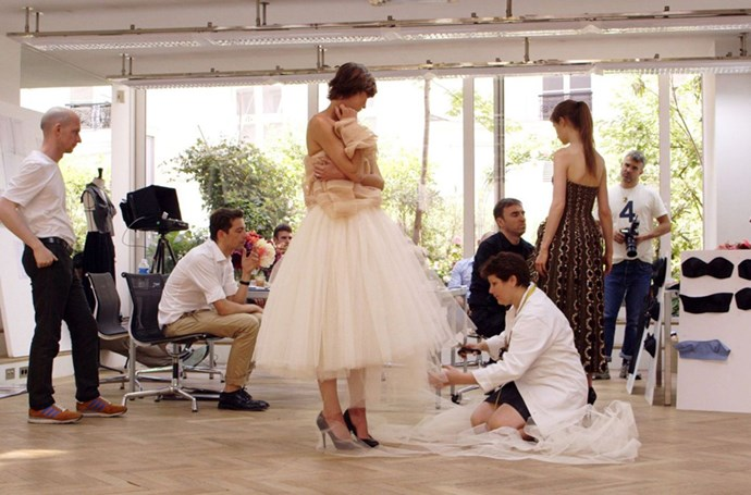 <strong>Dior & I (2014)</strong> <BR><BR> <strong>What kind?</strong> Fashion <BR><BR> <strong>What's it about?</strong> A unique inside look at the iconic Christian Dior fashion house. A must-watch for every fashion girl.