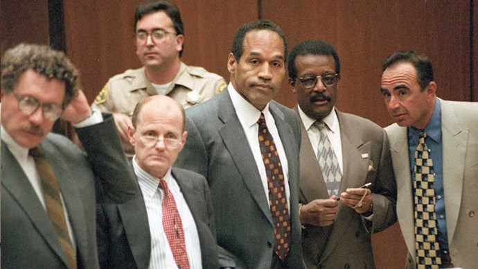 <strong>O.J.: Made in America (2016)</strong> <BR><BR> <strong>What kind?</strong> Biography, crime <BR><BR> <strong>What's it about?</strong> The documentary covers the O.J. Simpson murder trial, still the biggest case in American history.