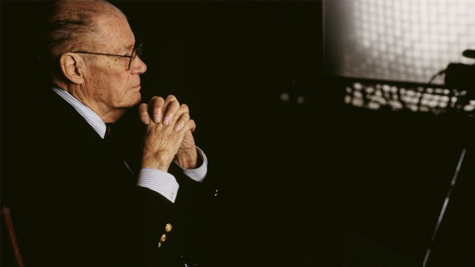<strong>The Fog of War: Eleven Lessons from the Life of Robert S. McNamara (2003)</strong> <BR><BR> <strong>What kind?</strong> Biography <BR><BR> <strong>What's it about?</strong> The story of America, told by the eyes of the former Secretary of Defense under President John F. Kennedy and President Lyndon Johnson, Robert McNamara.