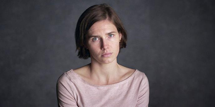 <strong>Amanda Knox (2016)</strong> <BR><BR> <strong>What kind?</strong> Crime <BR><BR> <strong>What's it about?</strong> A young American exchange student is convicted of the murder of her flatmate, British 21-year-old Meredith Kercher.