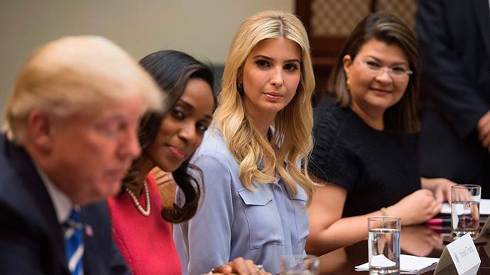 Ivanka Trump White House job